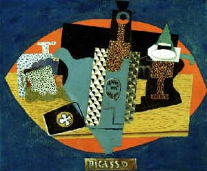 Pablo_Picasso,_1916,_L'anis_del_mono_(Bottle_of_Anis_del_Mono)_oil_on_canvas,_46_x_54.6_cm,_Detroit_Institute_of_Arts,_Michigan